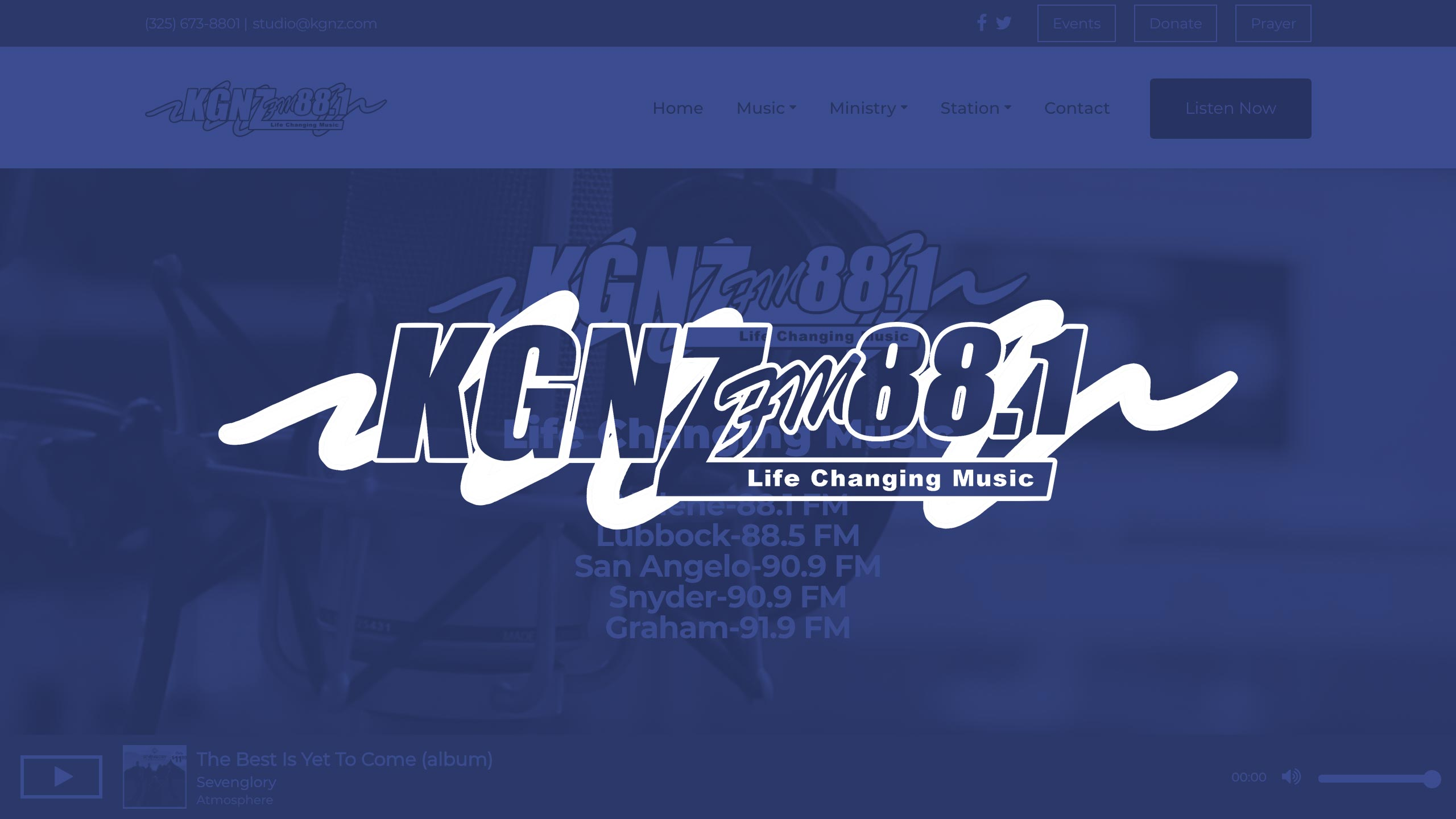 KGNZ Radio
