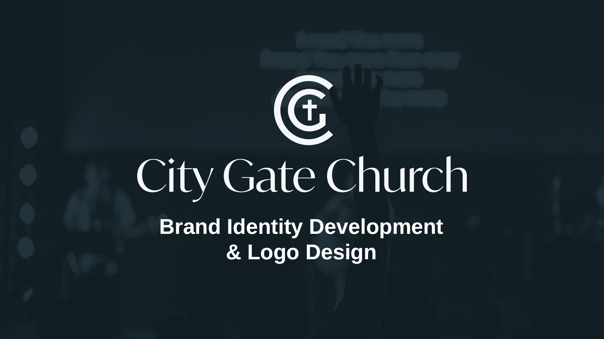 Graphic Design – City Gate Church